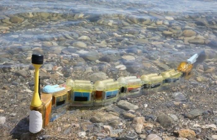 İsviçreli Araştırmacılar Su Kirliliğini Araştıracak Robot Yaptı