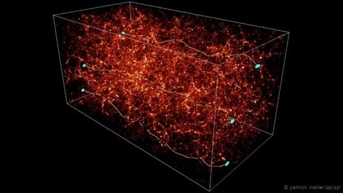 karanlik maddenin yapisi artik biliniyor - Karanlık Maddenin Yapısı Artık Biliniyor!