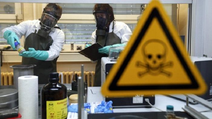 Kimyasal Silah Yapımında Kullanılan Maddelerin İhracatına Yasak Geldi