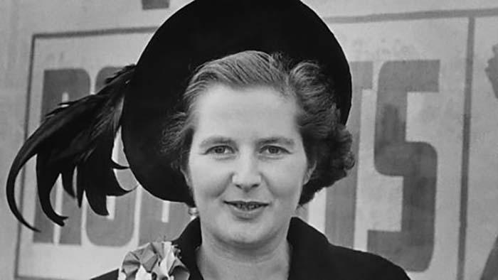 Margaret Hilda Thatcher