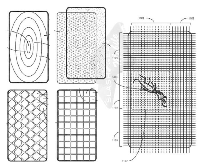 Motorola Kendi Kendini Tamir Eden Ekran Patenti Aldı