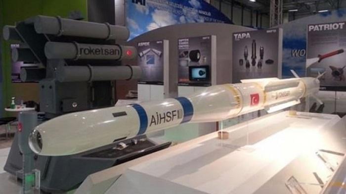 roketsandan buzlanmaya asinmaya dayanikli malzeme projesi - Roketsan'dan Buzlanmaya ve Aşınmaya Dayanıklı Malzeme Projesi