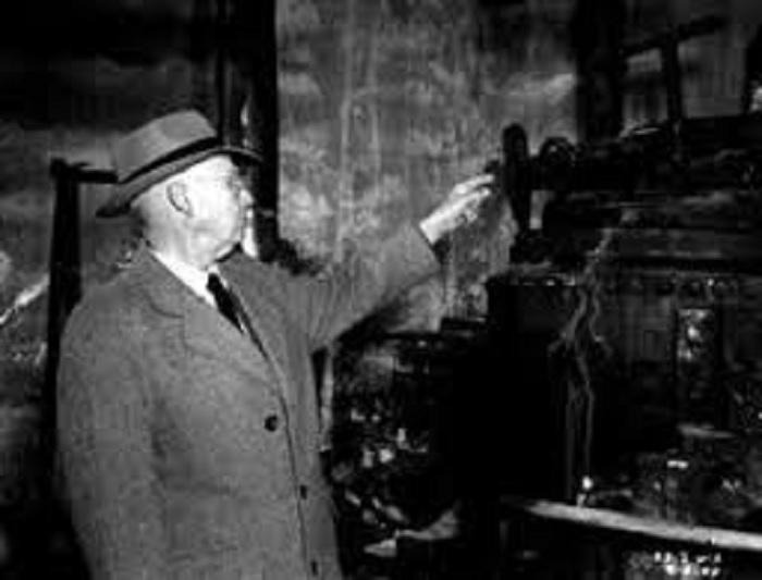 William Merriam Burton