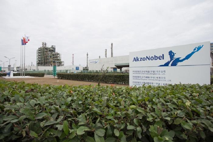 AkzoNobel Çin'deki Organik Peroksit Kapasitesini İki Katına Çıkaracak