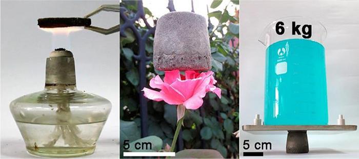 Grafen ve Fosfor ile Yangın Söndürücü Köpük Yapımı