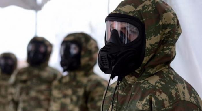 Türk Şirketinin Ürettiği Nükleer Biyolojik Kimyasal Koruyucu Elbise Dikkat Çekti