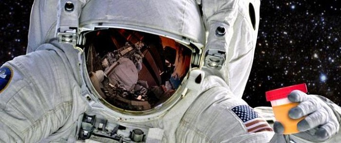 Uzay Yolculuğu Mikropları, İdrarı Polimerlere Çeviriyor